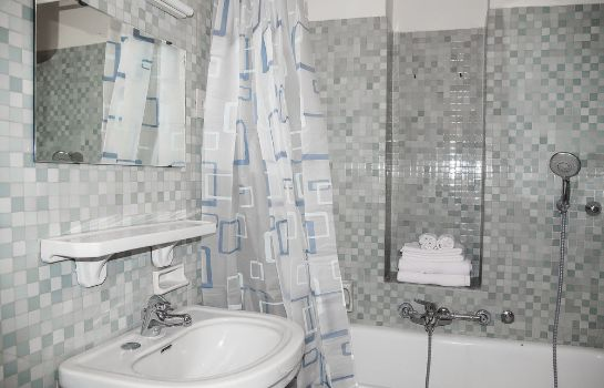 Bagno in camera B&B Scrovegni