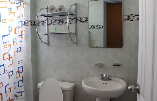 Bathroom Hotel Caribe
