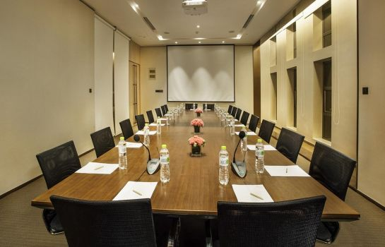 Meeting room Joya Hotel Wuhan