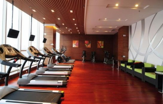 Sports facilities Joya Hotel Wuhan