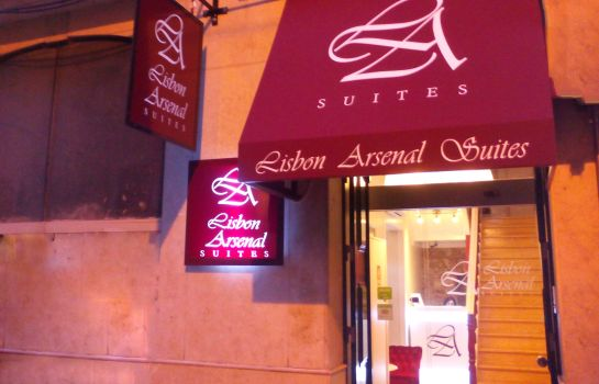 Bild Lisbon Arsenal Suites