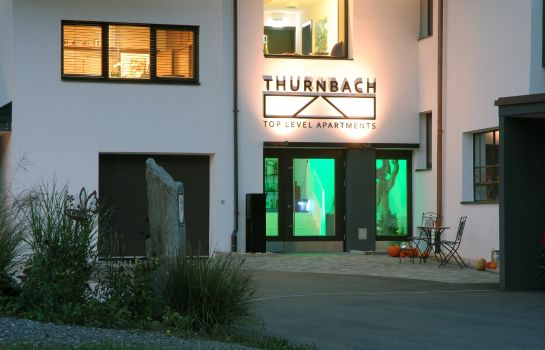 Empfang THURNBACH - Top Level Apartments