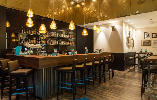 Hotelbar Motel One Augustusplatz