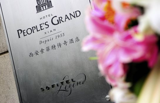 Information Sofitel Legend Peoples Grand Hotel Xian