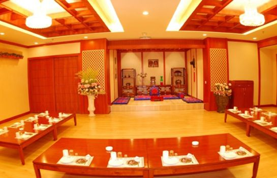 Restauracja Yanbian International Hotel-Yanbian