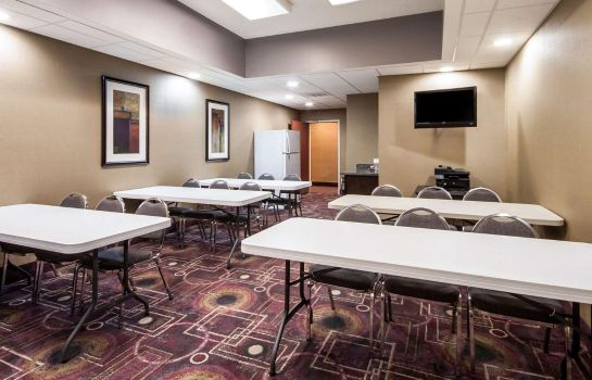 Conference room Comfort Suites Pecos
