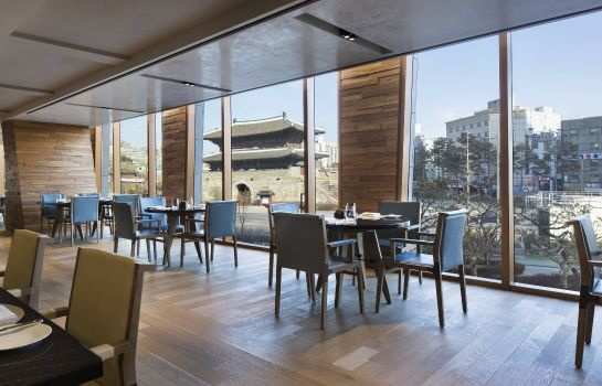 Restaurant JW Marriott Dongdaemun Square Seoul