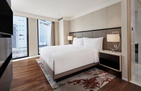 Suite JW Marriott Dongdaemun Square Seoul