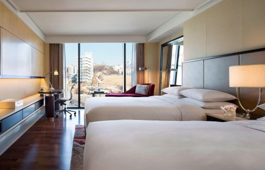 Room JW Marriott Dongdaemun Square Seoul