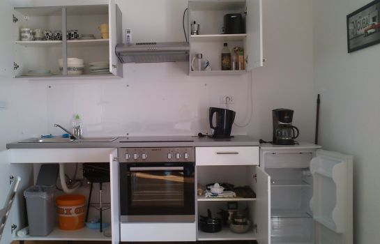 Kitchen in room Apartments Blanka Marina
