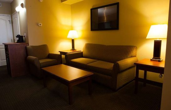 Suite BEST WESTERN PLUS SERVICE INN