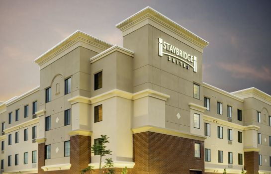 Außenansicht Staybridge Suites DENVER-STAPLETON