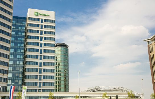 Buitenaanzicht Holiday Inn AMSTERDAM - ARENA TOWERS