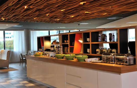 Restaurant Holiday Inn AMSTERDAM - ARENA TOWERS