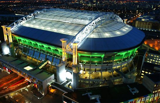 Omgeving Holiday Inn AMSTERDAM - ARENA TOWERS