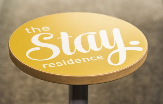 Certificaat/logo the Stay.residence
