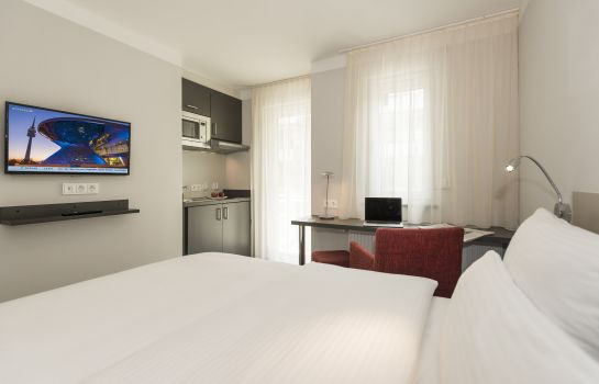 Doppelzimmer Standard the Stay.residence