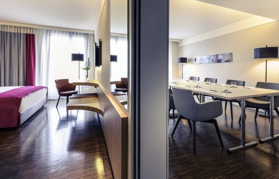 Junior suite Mercure Hotel Heilbronn