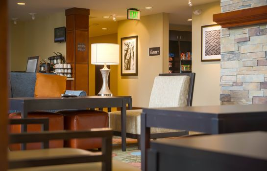 Hall de l'hôtel Staybridge Suites DENVER-STAPLETON