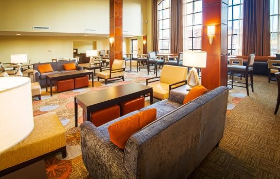 Hotelhalle Staybridge Suites DENVER-STAPLETON