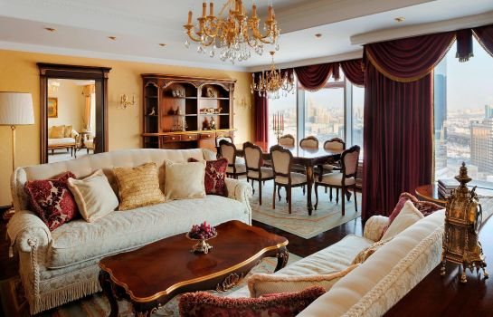 Suite Astana Marriott Hotel