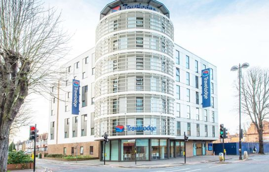 Vista esterna TRAVELODGE LONDON HOUNSLOW