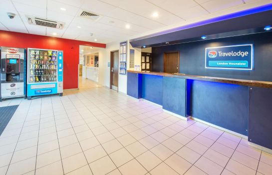 Hall TRAVELODGE LONDON HOUNSLOW