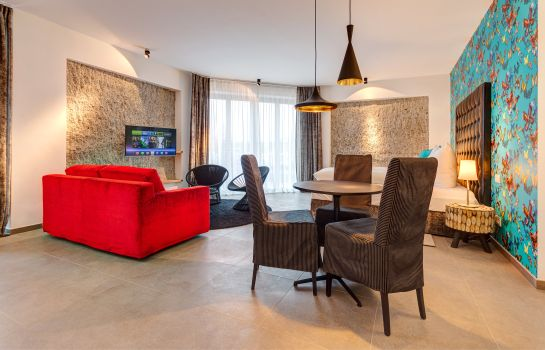 Junior Suite Bunker Hotel - Boardinghouse