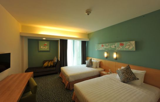 Doppelzimmer Standard The Everly Putrajaya