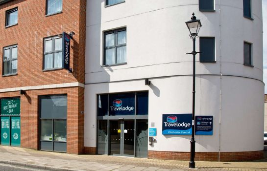 Außenansicht TRAVELODGE CHICHESTER CENTRAL