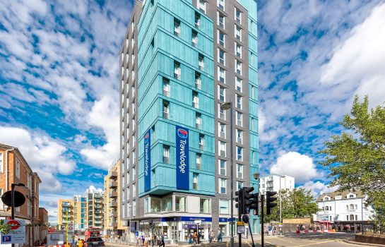 Vista exterior TRAVELODGE LONDON WALTHAMSTOW