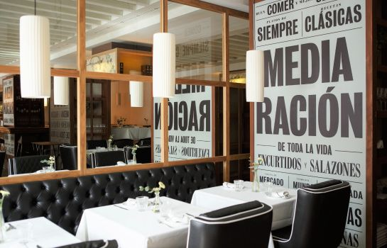 Restaurant Urso Hotel & Spa