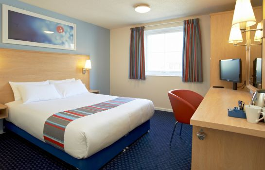 Chambre TRAVELODGE CAMBRIDGE NEWMARKET ROAD