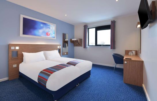 Zimmer TRAVELODGE CHICHESTER CENTRAL