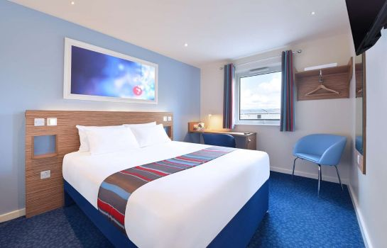 Chambre TRAVELODGE CHICHESTER CENTRAL
