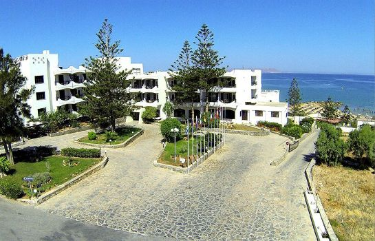 Vista esterna Themis Beach Hotel