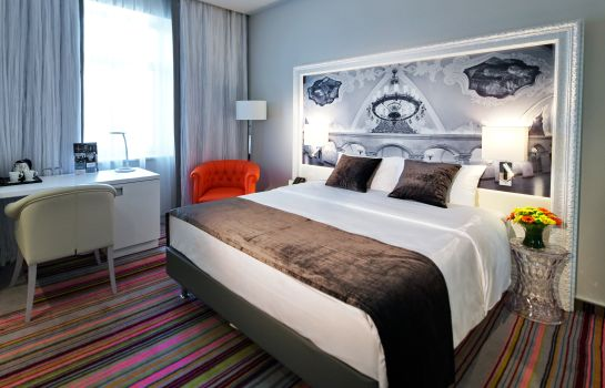 Double room (superior) Mercure Moscow Baumanskaya
