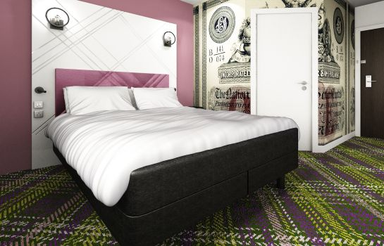 Double room (superior) ibis Styles Edinburgh Centre St Andrew Square