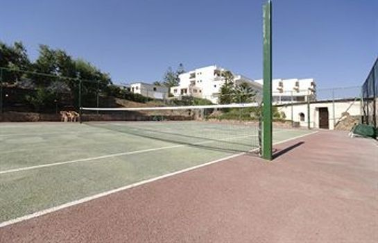 Campo da tennis Themis Beach Hotel