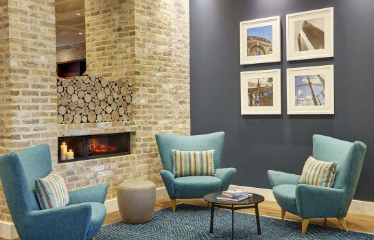 Vestíbulo del hotel Staybridge Suites LONDON - VAUXHALL