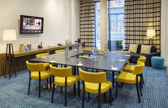 Sala de reuniones Staybridge Suites LONDON - VAUXHALL