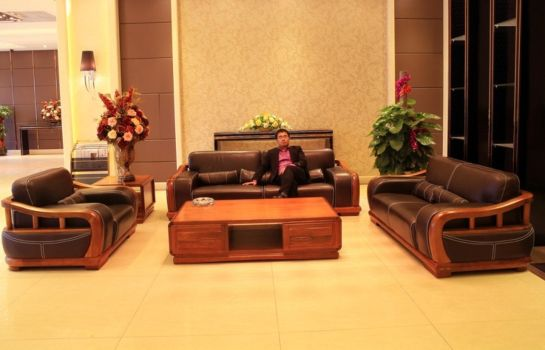 Hotelhalle Green Tree Alliance Huanan Town Xidamen (Domestic only)