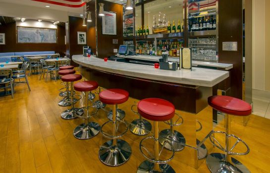 Bar del hotel Fairfield Inn New York Manhattan/Financial District
