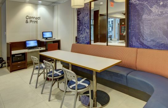 Info Fairfield Inn New York Manhattan/Financial District
