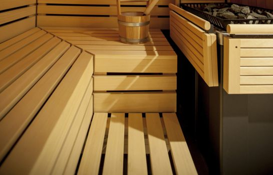 Sauna Golden Tulip Hotel Olymp Apollo