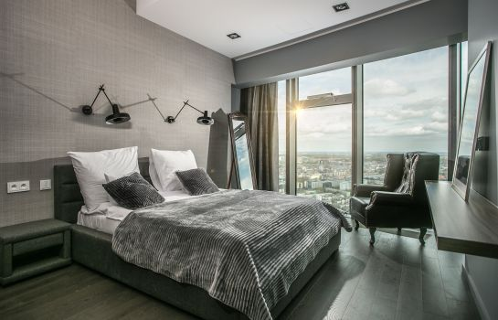 Suite Junior Apartamenty Sky Tower
