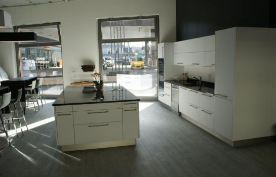 Ontbijtzaal Thessoni home