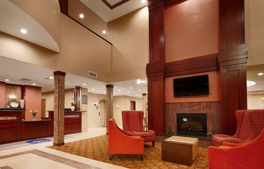 Hotelhal BW PLUS FINGER LAKES INN AND SUITES