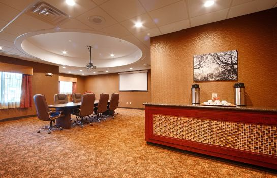 Sala de reuniones Best Western Plus Finger Lakes Inn & Suites