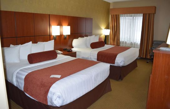 Chambre BW PLUS FINGER LAKES INN AND SUITES